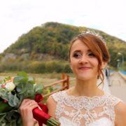 У реаліті «4 весілля» наречена з Івано-Франківської області запросила на весілля майже все місто (фото)