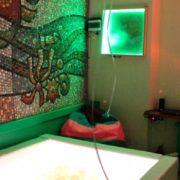 У центрі соціально-психологічної реабілітації дітей в Івано-Франківську відкрили сенсорну кімнату