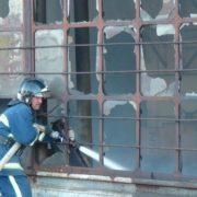 Біля Франківська пожежники ліквідували масштабну пожежу
