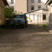 У Франківську триває капітальний ремонт на вул. Шевченка, 9 (фото)