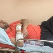Насіров знову на лікарняному ліжку: з'явились свіжі фото
