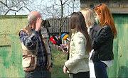 На Івано-Франківщині чоловік намагався зарізати людину через собаку