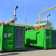 На міському сміттєзвалищі відкрили біогазову установку