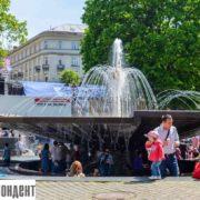 Як в Івано-Франківську відзначають День міста (фоторепортаж)