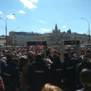 В Москві спалахнули масові протести (відео)