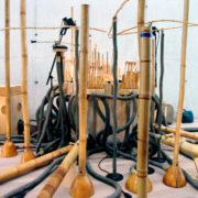 «PORTO FRANKO» звучатиме з єдиного у світі бамбукового органу (фото)