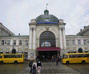 У Франківську просять облаштувати підземний або надземний перехід біля вокзалу