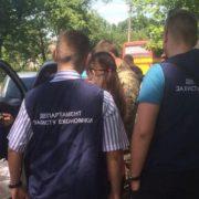 На Прикарпатті затримали голову сільради, який вимагав від ветерана АТО хабара за виділення земельної ділянки. ФОТО