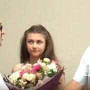 Студентка Івано-Франківського медколеджу стала найкращою медсестрою України. ВІДЕО