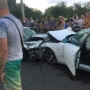 Проти патрульного, який нетверезим скоїв ДТП в Івано-Франківську відкрили кримінальну справу