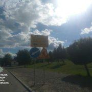 В Івано-Франківську на три тижні перекрили вулицю Набережну (фото)
