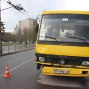 На Львівщині пасажирів маршрутки ошпарило з системи охолодження, 9-річна дитина в реанімації