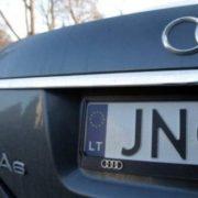 Штраф 8500 і вище: В Україні масово штрафують водіїв на іноземних номерах