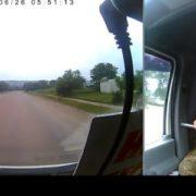 Ціла маршрутка не помітила тіло убитої Ірини Мукоїди: оприлюднено запис з відеореєстратора
