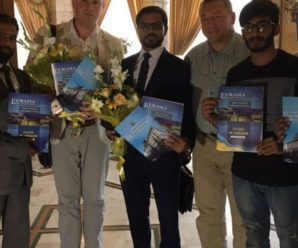 Франківський виш презентували в Індії (ФОТО)