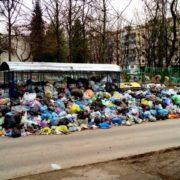 Львів майже очистили від надлишку сміття