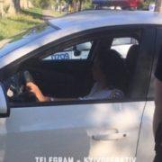 Бутилочка пива?: Як п'яна суддя за кермом автомобіля поставила на вуха вулиці столиці. Де їх понабирали!