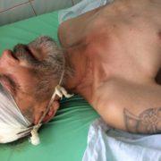 Франківські патрульні просять допомогти опізнати побитого чоловіка(фото)