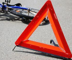 Чергова смерть на дорозі: під колесами автомобіля загинув велосипедист