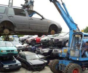 Кабмін хоче проводити утилізацію нерозмитнених авто