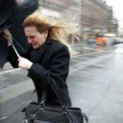 ТЕРМІНОВЕ ПОПЕРЕДЖЕННЯ! Надзвичайники повідомляють про страшний ураган, краще залишайтеся вдома