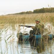 У Галицькому районі Франківщини на полюванні зник мисливець – його знайшли у ставку