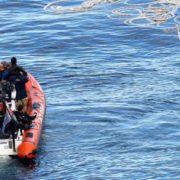 Аварія на Керченському мосту: перші кадри з місця трагедії
