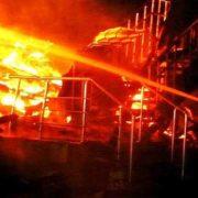 """""""Крик душі"""" пожежника, який гасив пожежу в дитячому таборі в Одесі"""