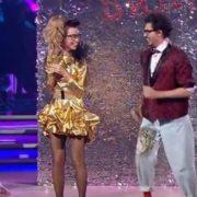 Другий раз за всі ефіри 30 балів: Дорофєєва та Кот підкорили журі запальним танцем(відео)