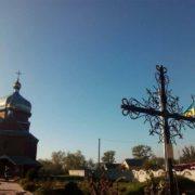 На Івано-Франківщині горіла дерев'яна церква