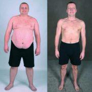 Коломиянин Роман Яремко, який був фіналістом телешоу «Зважені та щасливі», запустив в Косові проект для схуднення. ФОТО