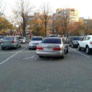 Майстри паркування по-Івано-Франківськи
