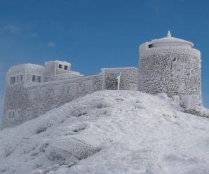 Обсерваторію на горі Піп Іван замело снігом: дивовижні фото
