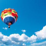 Франківець показав, як він з друзями стрибали із повітряної кулі (відео)