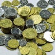 Прощай, монети. В Україні перестануть карбувати монети номіналом 1, 2, 5 і 25 копійок