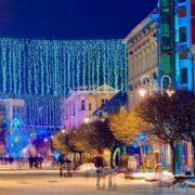 У Франківську показали, як виглядатиме новорічна ілюмінація за 3 мільйони гривень