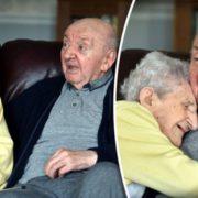 Мама завжди залишається мамою. 98-річна мати переїхала до свого 80-річного сина, аби за ним доглядати