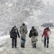 Дощ, мокрий сніг і туман: Рятувальники попереджають про погіршення погодних умов
