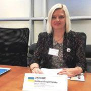 Франківська викладачка пройшла міжнародне стажування у США (ФОТО)