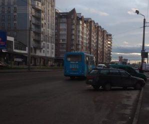 """""""Ледь не вбив!"""": У Франківську водій маршрутки рвонув геть від 90-річної бабусі"""