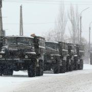 ТЕРМІНОВО! На Київ рухається повно військової техніки