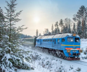 В період зимових свят Прикарпаттям курсуватимуть додаткові потяги