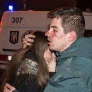 """Конфлікт в піцерії: """"Продовжили бити двох дівчат і хлопця прямо на вулиці""""- працівники піцерії відгамселили відвідувачів (відео 18+)"""