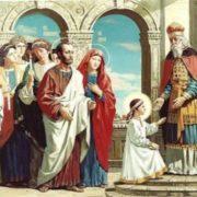 4 грудня – свято Введення в храм Пресвятої Богородиці: історія, традиції та прикмети
