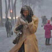 В Україну йде справжня зима: спочатку уріжуть пекучі морози, а потім….