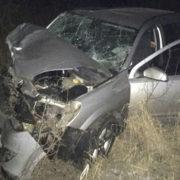 Рятувальники витягали тіла загиблих із двох машин, які сильно зіткнулися. ФОТО