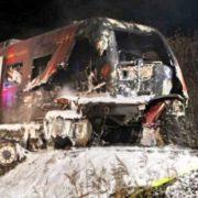 """""""На місце прибули 17 бригад швидкої"""": Пасажирський потяг протаранив огорожу на станції, багато постраждалих"""