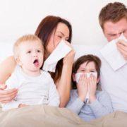 На Прикарпатті лютує грип: за минулий тиждень захворіли понад 10 тисяч дітей