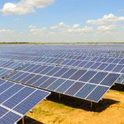 На Франківщині побудували сонячну електростанцію потужністю 4500 квт