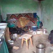 На Прикарпатті жінка зі своєю дитиною жила у нeлюдcькuх умовах (фото)